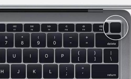 Tombol Power MacBook Cara Memperbaiki MacBook Tidak Menyala