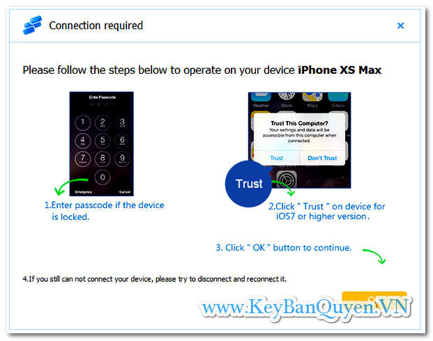 Download và cài đặt Apeaksoft iPhone Eraser 1.0.16.0 Full Key, Xóa tất cả nội dung và cài đặt trên thiết bị iOS vĩnh viễn.