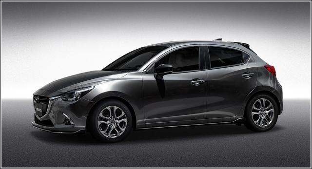 Mazda Demio Custom