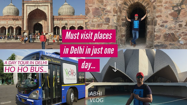 Best Places To Travel Around Delhi In One Day