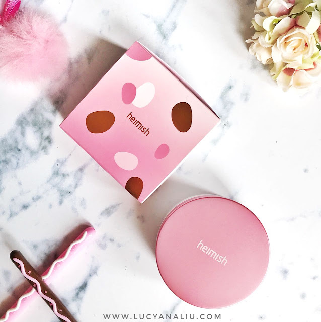 hemish Bulgarian Rose Hydrogel Eye Patch