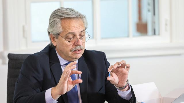 """Alberto Fernández extiende la cuarentena porque Argentina aún """"no superó el problema"""" del coronavirus"""