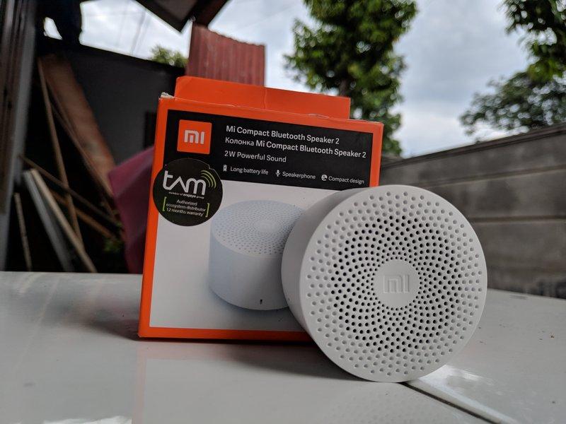 Review Xiaomi Mi Compact Bluetooth Speaker 2