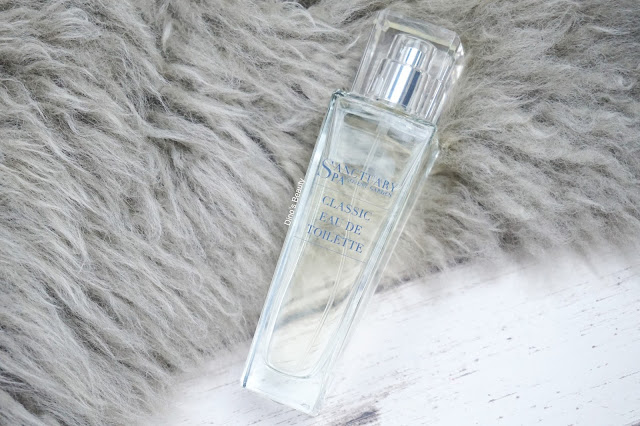beauty, beauty review, Sanctuary, Eau De Toilette, Classic, Everyday Perfume, Perfume, Perfume Review, Sanctuary Perfume, Sanctuary Eau De Toilette, Boots, fragrance, beauty on a budget, budget perfume, review, budget beauty