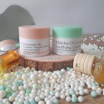 Probiotic moisturizer eBright skin