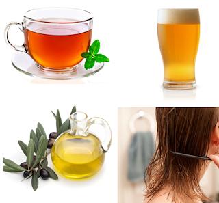 علاج الشعر الجاف والهايش