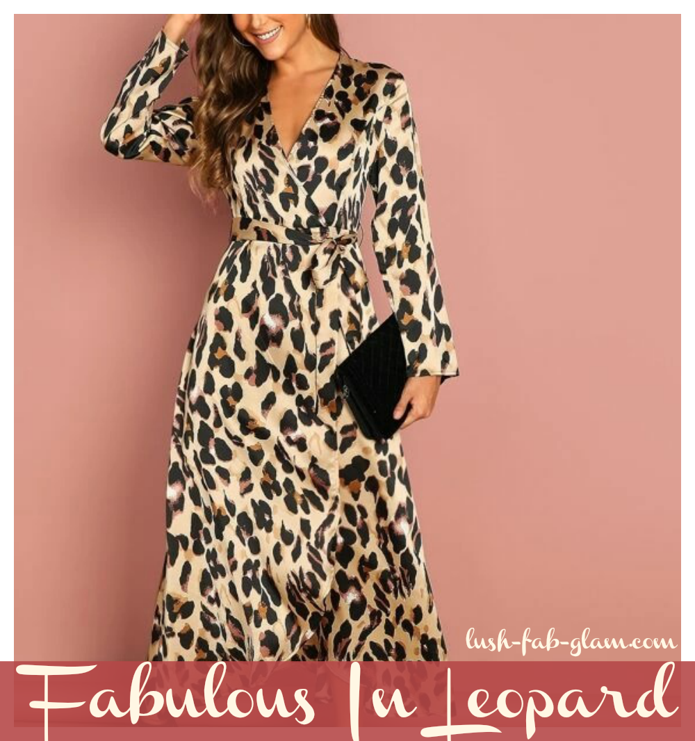 Style Edit: 25 Ways To Look Fabulous In Leopard.