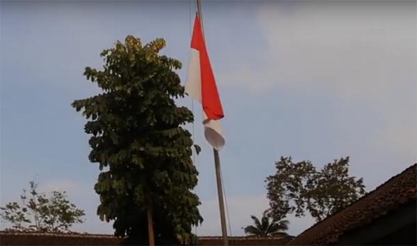 Bendera Setengah Tiang