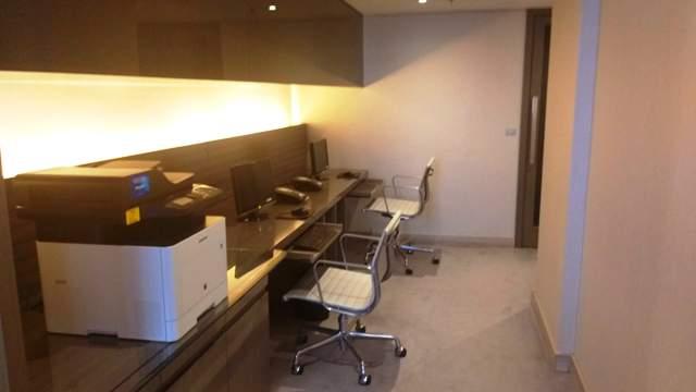 Escritório no Hotel Intercontinental São Paulo