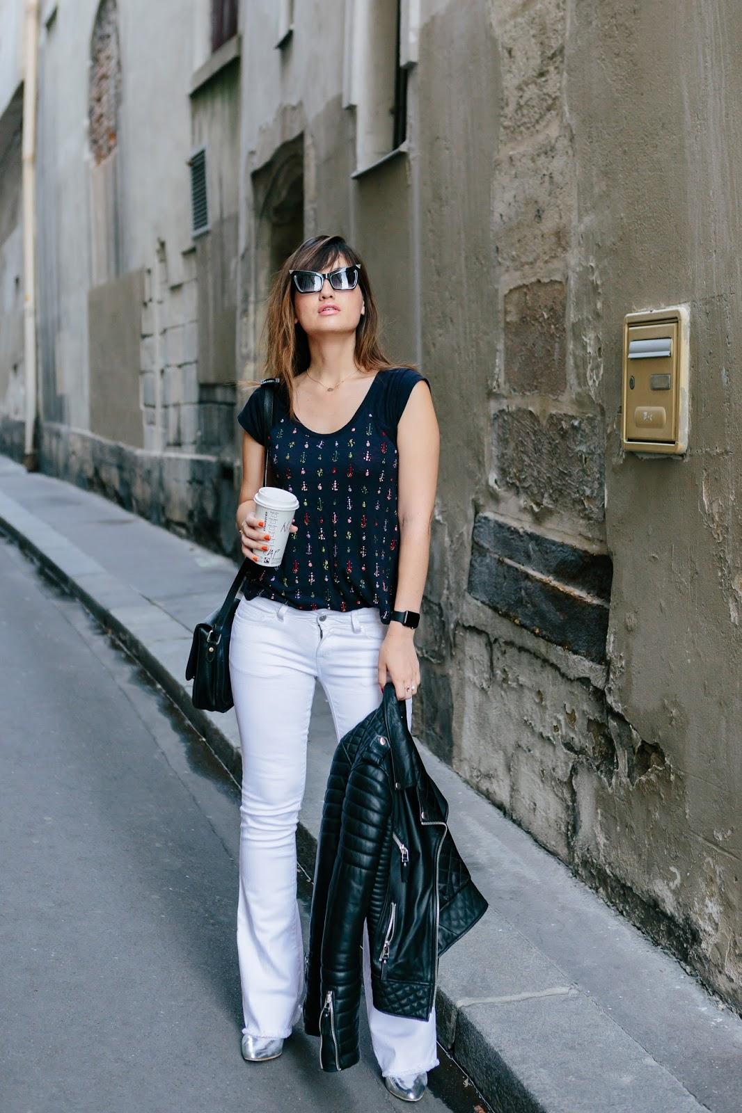 博客,巴黎风,当日风尚,别致的风格,与我见面