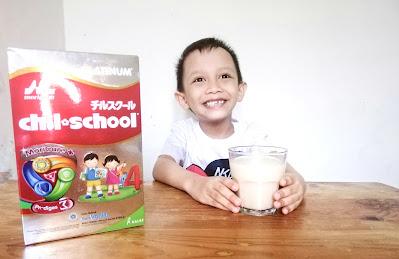 Memilih Susu Bubuk Pertumbuhan yang Tepat untuk Anak Penderita Asma