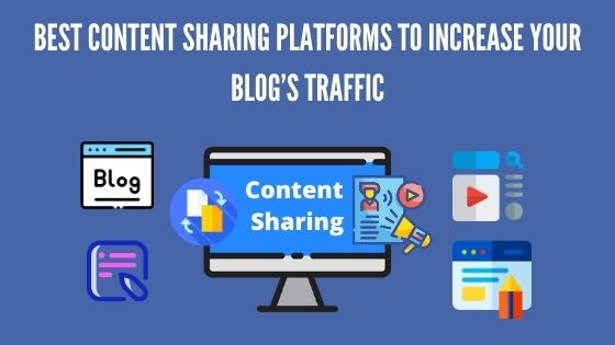 content sharing platforms