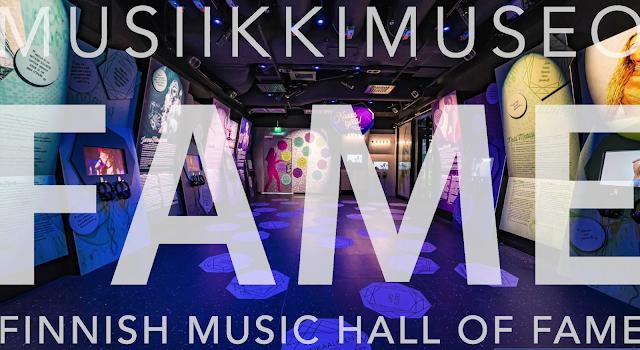 Musiikkimuseo Fame Triplassa on käymisen arvoinen paikka