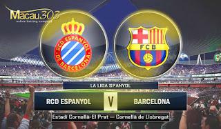 Prediksi Judi Bola Espanyol vs Barcelona 30 April 2017