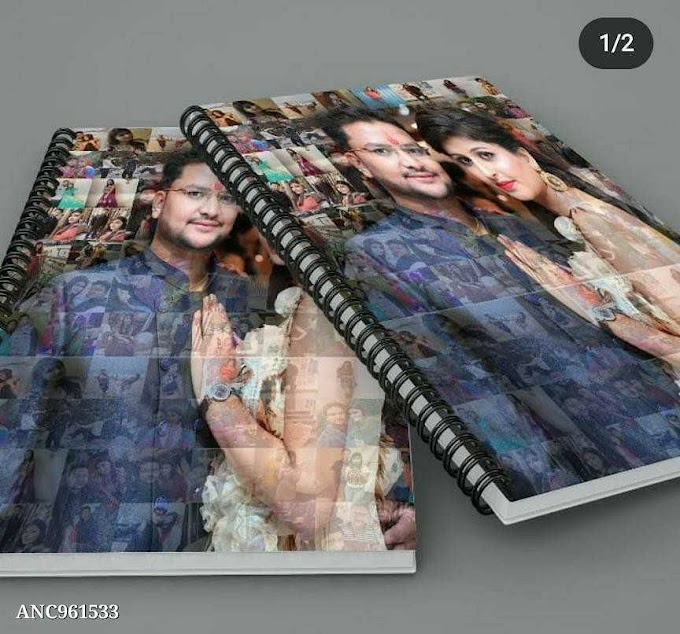 Customized Mosaic photo diary