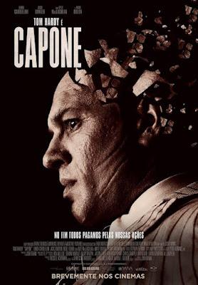 Tom Hardy Interperta o Gangster Al Capone em Capone - Estreia a 30 de Julho