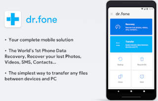 Dr.Fone Android Root (Toolkit) APK For Android V3.2.168