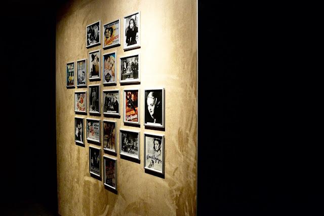 Screening Room at Warner Brothers Holborn