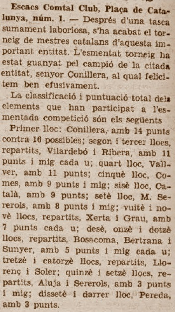 L'Opinió, 25/7/1934