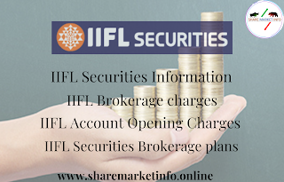 Information About IIFL Securities |Brokerage Charges, Margin, Review