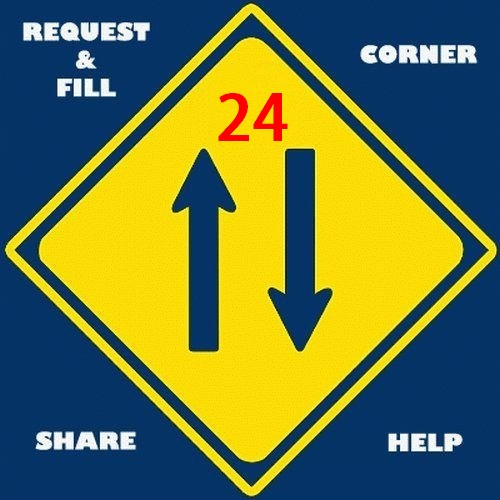 Request & Fill Corner PART 24