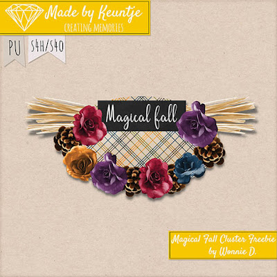 Magical Fall Bundle from Made by Keuntje