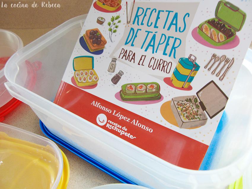 La cocina de rebeca biblioteca 39 foodie 39 39 recetas de for Taper de comida