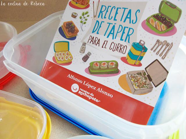 Biblioteca 'foodie': 'Recetas de táper para el curro', de Alfonso López