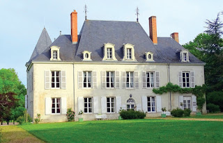 Le château de Beaumont à Cour-Cheverny