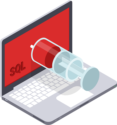 SQL INJECTION refers to the insertion of SQL metacharacter in user input, such that the attacker's queries are executed by the back-end database.Typically, attackers first determine if a site is vulnerable to such an attack by sending in the single quote(')  character. The result from an SQL INJECTION attack on a vulnerable site may range from a detailed error message, which discloses the back-end technology being used, or allowing the attackers to access restricted areas of the site because he manipulated the query to an always-true Boolean value,or it may even allow the execution of operating system commands.  SQL INJECTION techniques differ depending on the type of database being used. For instance, SQL INJECTION on an Oracle database is done primarily even the UNION keyword and is much more difficult than on the MS SQL Server, Whare multiple quires can be executed by separating them with the semi-colon. In its default configuration, MS SQL server runs with local system privi8leges and has the 'xp_cmdsell' the extended procedure, which allows execution of operating system commands.  SQL INJECTION are indeed a most prevalent form of attack since every other website use database to store and retrieve data. Here attackers provide user input which becomes part of SQL query. Dynamically generated query, when executed on database server without properr check, could let attackers retrieve unauthorized information without proper authentication and authorization.