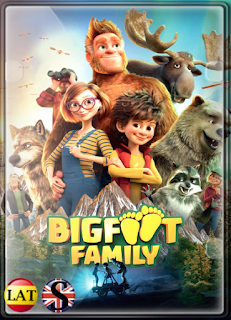 La Familia Pie Grande (2020) FULL HD 1080P LATINO/INGLES