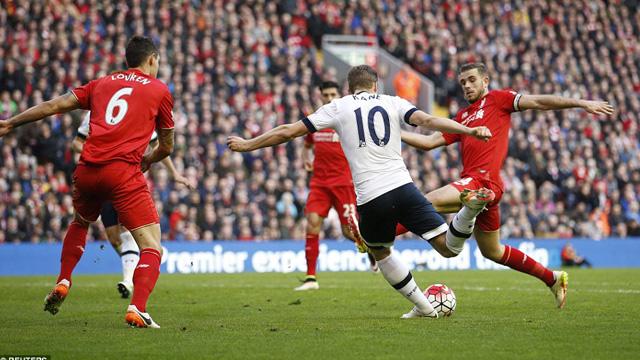 [Video] Cuplikan Gol Tottenham 1-1 Liverpool (Liga Inggris)