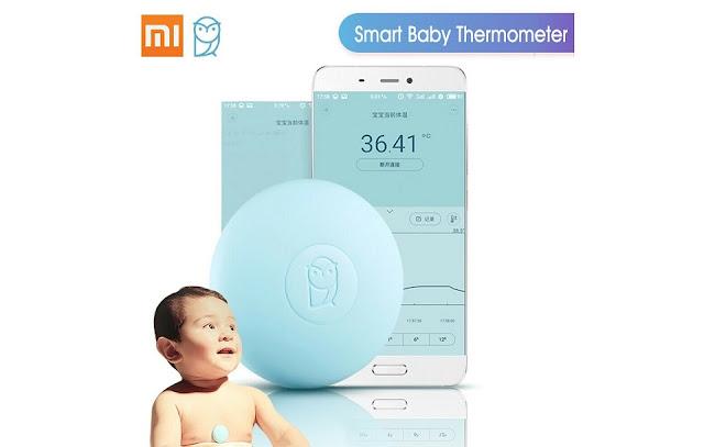 xiaomi-miaomiaoce-smart-baby-thermometer