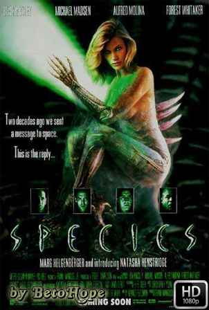 Species [1080p] [Latino-Ingles] [MEGA]
