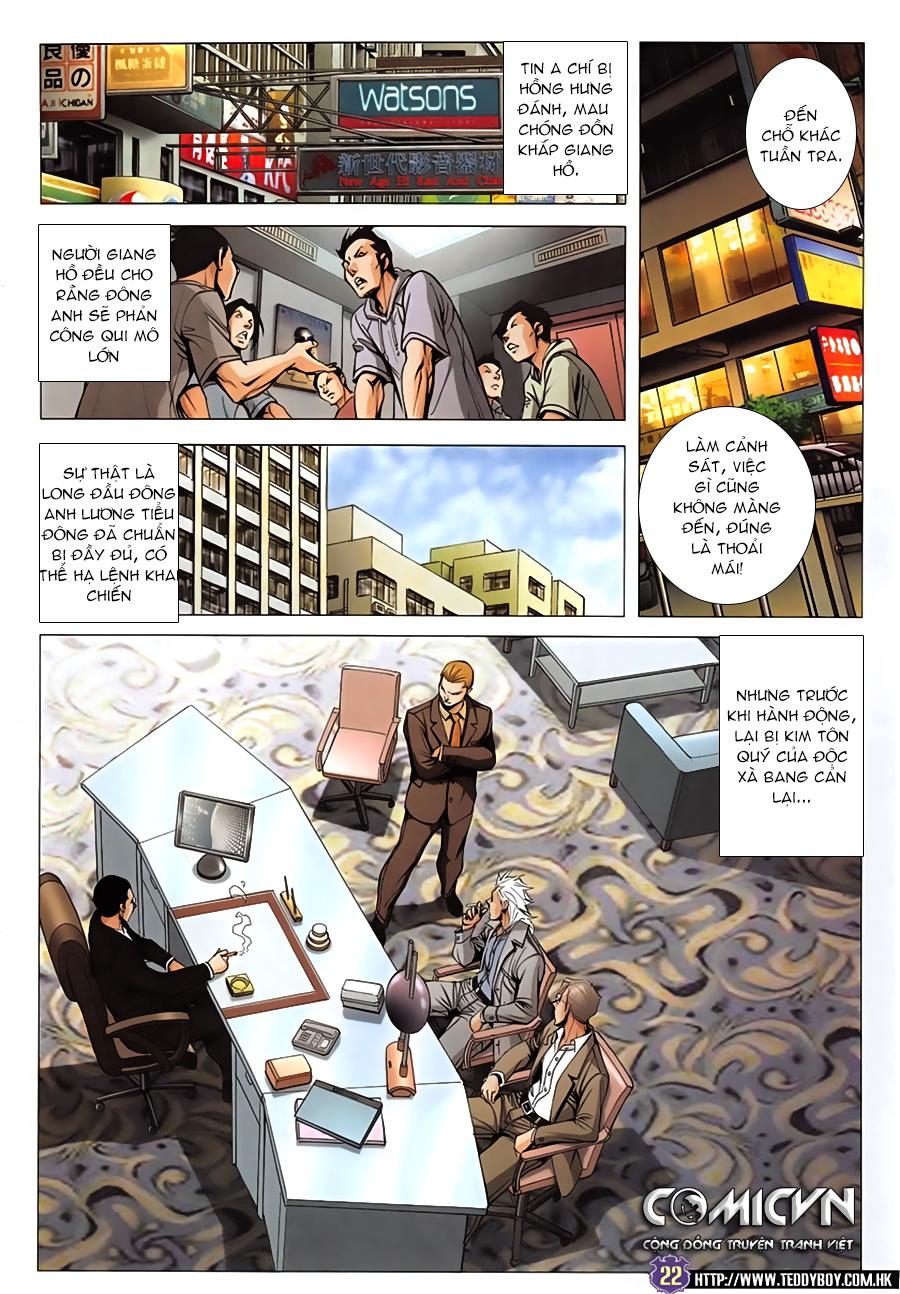 Người Trong Giang Hồ chapter 1953: a chí vs cửu văn long trang 21