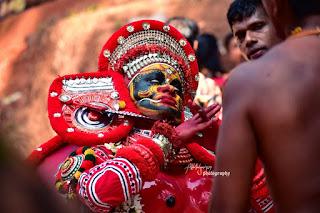 Bhadrakali Theyyam Images 6
