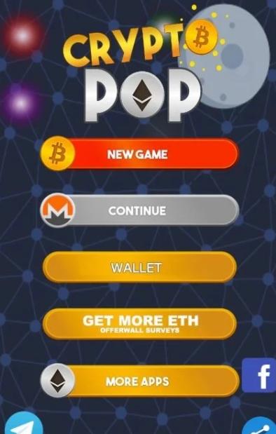 Bedava Kripto Para Kazandıran Ödeme Yapan Oyun CryptoPop