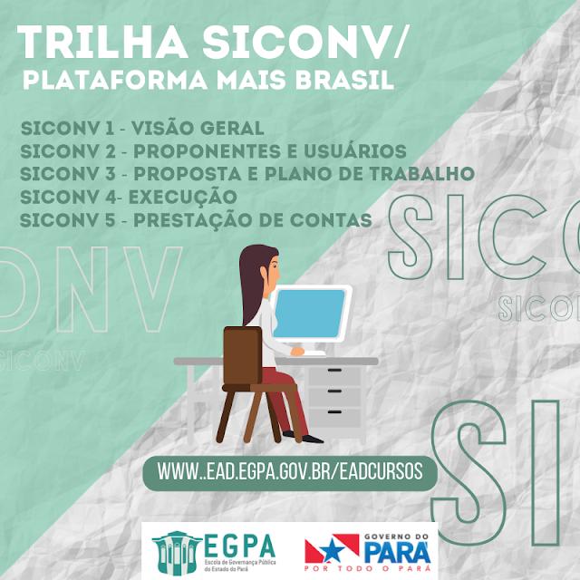 Inscrições para o Ensino a Distância da Escola de Governança Pública do Pará estão abertas