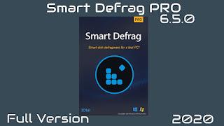 IObit Smart Defrag 6.5 Pro + Key 2020 (Latest Version)