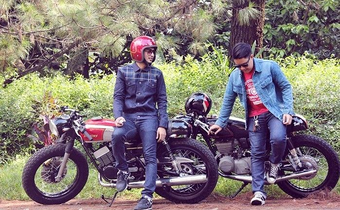 modifikasi-motor-cb-gaul-cafe-racer