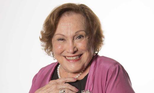 Nicette Bruno morre de covid-19 aos 87 anos