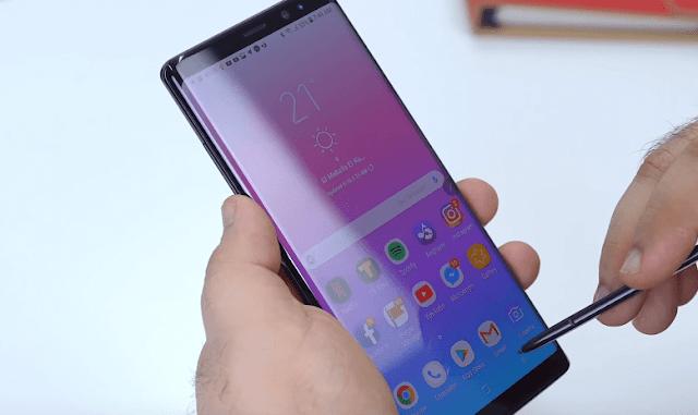 Samsung Note 8 N950U1: How to install pie 9 stock rom via odin flasher