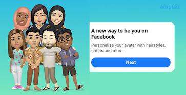 Do your own Avatar on Facebook