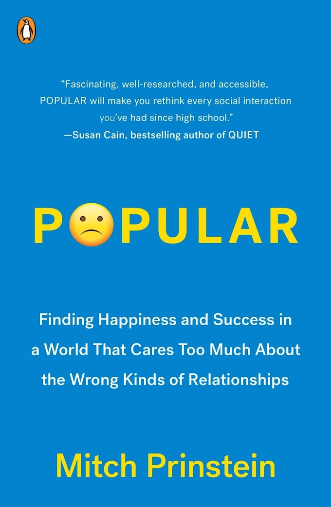 Popular by Mitch Prinstein FREE Ebook Download