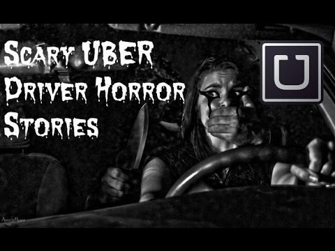 Top 5 Scary Uber Stories