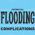 Types Flood Damage Complications #infographic