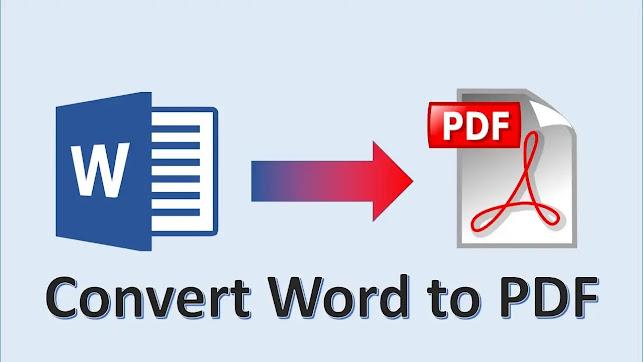 كيفية تحويل مستندات Word إلى PDF بسهولة تامة ؟
