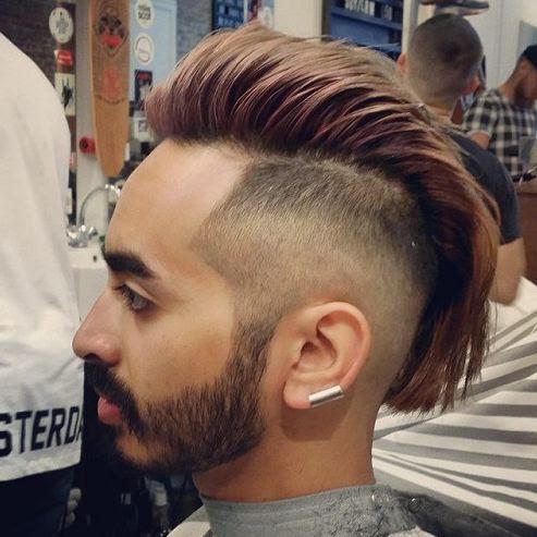Long Hair For Undercut : Best hairstyles for men women boys girls and kids: top 21