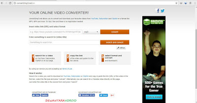 mendownload video dari youtube