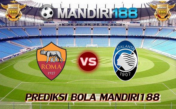 AGEN BOLA - Prediksi AS Roma vs Atalanta 7 Januari 2018